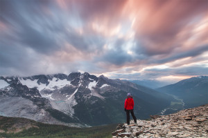 Adventure, Mountains, Power, Searching, Bugaboo, Canada