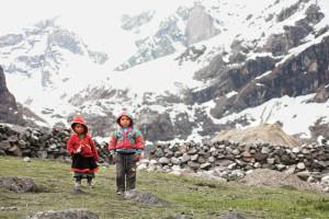 Peru, Ausangate, life at high altitude, poverty
