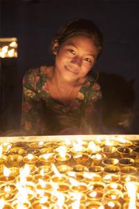 Beautiful Girl, Beautiful, Nepal, Nepalese, Candle Girl, Stunning, Stunning Girl, Stunning Woman