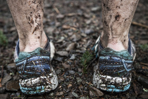Dirty Shoes, Hiking, Hiking in Mud, Running in Mud, Dirty Shoes,