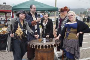 The Pirate Crew