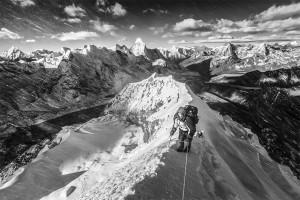 Mountaineering, Mountain Climbing, Summit, Island Peak, Himalaya, Himalayas, Nepal, Climbing, Mountains