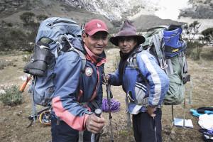 porters, Peru, backpacking, climbing, Cordillera Blanca, Andes