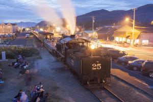 Oregon Coast Railroad