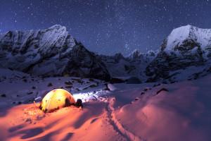 Himalayas, Himalaya, Nepal, Stars, Base Camp, Rowaling, Exploration, Adventure