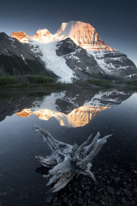 Robson, Rocky Mountains, Rockies, Reflection, Mountain, Robson Provincial Park