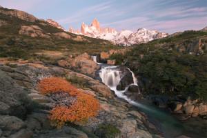 Heaven, Patagonia, El Chalten, Fitz Roy, Beautiful, Sunset, Mountain