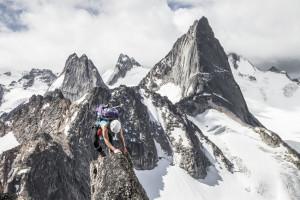 Rock Climbing, Climbing, Mountaineering, Bugaboo, Canada