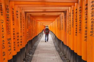 Meditation, Japan, Temple, Walking, Adventure