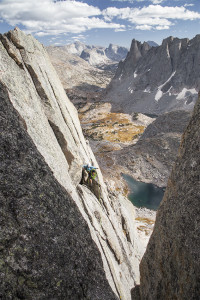 Belayer, Belaying, Teamwork, Assistant, Cirque of the Towers, Wind River Range