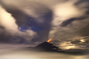 Eruption, Volcano, Banos, Mountain, Another World, Elemental