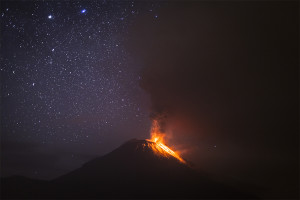 Eruption, Volcano, Explosion